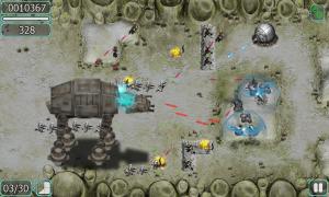 Star Wars Battle For Hoth - игра в стиле Tower Defense для Windows Phone 7