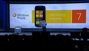 Ближайшие обновления Windows Phone 7