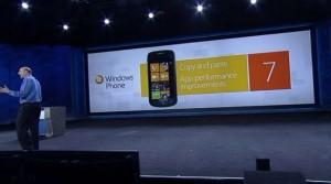 Копипаст в Windows Phone 7