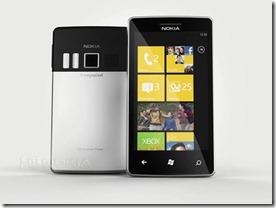 Концепт смартфона от Nokia под WP7