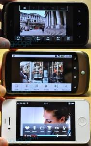 SlingPlayer на WP7, Android и iOS