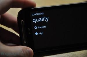 SlingPlayer Mobile - 7