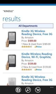 Amazon для WP7 - 3