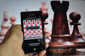 Chess By Post - шахматы для Windows Phone 7
