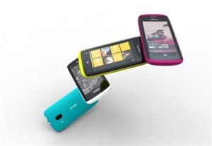 Концепт телефона Nokia с Windows Phone 7