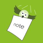 Логотип приложения Fasternote