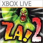 Логотип игры Zombie Attack! 2