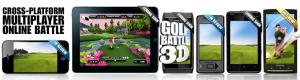 Golf Battle 3D - игра для Windows Phone 7