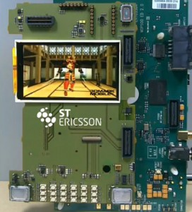 Чипсет ST-Ericsson U8500