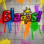 Логотип игры Blaaps!