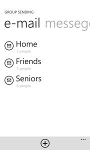 Group Sending