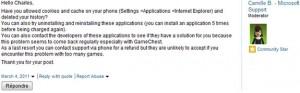 Сообщение модератора форума Microsoft France