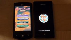 Samsung Omnia 7 vs LG Optimus 7