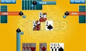 Обзор игры Spades (Черви)