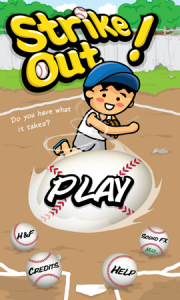 Strike Out - бейсбол на Windows Phone 7