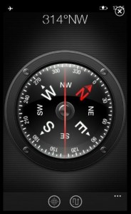 Digital Compass от HTC