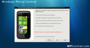 HTC 7 Mozart - прошивка