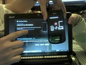 Пошаговая инструкция по обновлению Samsung Focus