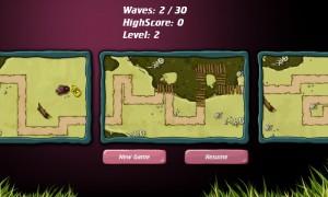 Swamp Defense - 1