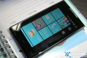 Китайский HTC HD7