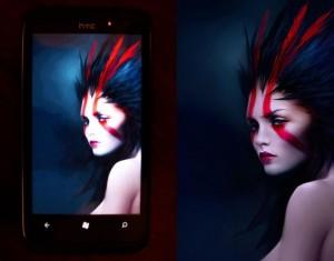 Стороннее приложение для решения проблемы с деградацией цветов на HTC