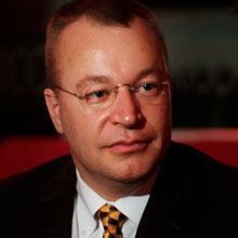 Стивен Элоп, глава Nokia