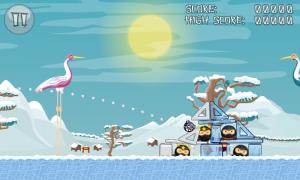 Обзор игры Pandas vs Ninjas