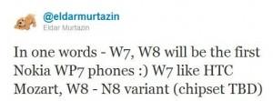 Nokia W7 и W8 возможно выйдут уже в этом году