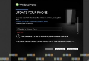 HTC рассылает апдейт для Windows Phone 7