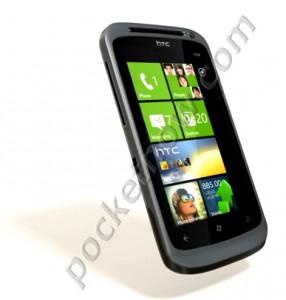 Компания HTC готовит смартфон на базе Windows Phone 7 с 16-мегапиксельной камерой?