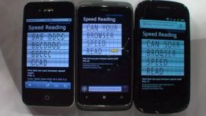 Аппаратное ускорение Internet Explorer 9 Mobile