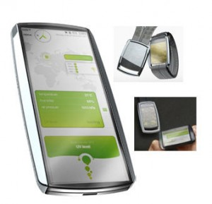 Nokia Eco Sensor Phone