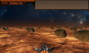 Обзор игры Mars Runner