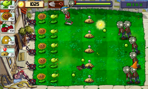 Plants vs. Zombies - 2
