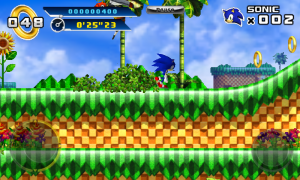 Sonic the Hedgehog 4: Episode I - 3