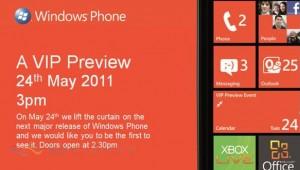 Microsoft покажет следующий релиз Windows Phone 24 мая