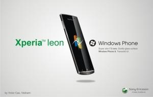 Sony Ericsson Xperia WP7