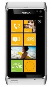 Nokia WP7 Mango