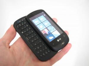 LG Quantum C900 Windows Phone