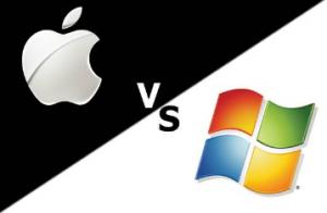 Microsoft Windows Live против Apple iCloud