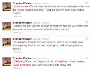 Как получить WP7-смартфон для разработчиков