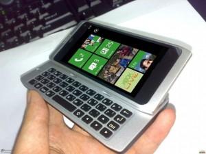 Как мог бы выглядеть N9 с Windows Phone 7