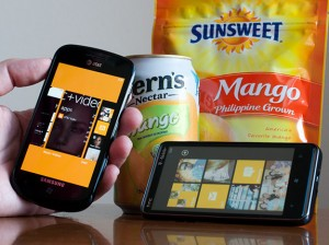 Обзор Windows Phone Mango