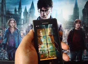 Гарри Поттер на  Windows Phone