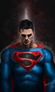 Обои с Суперменом для Windows Phone 7