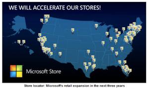 Магазины Windows Phone в США