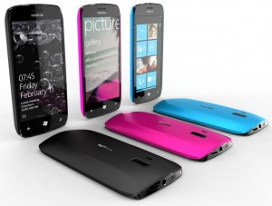 Концепт Nokia Windows Phone