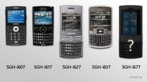sgh-i677
