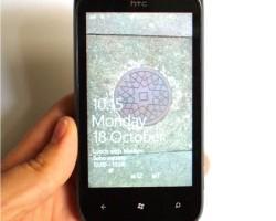 Обзор HTC 7 Mozart