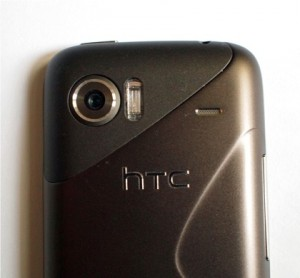 HTC 7 mozart - камера
